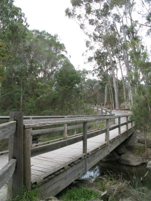 Bridge Blackburn Lake Sanctuary
