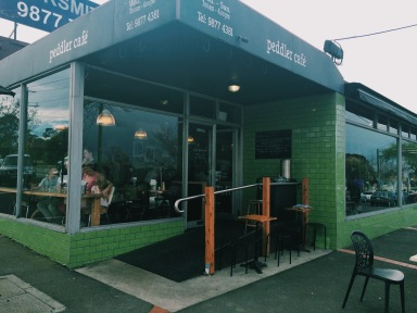 The Peddler Cafe