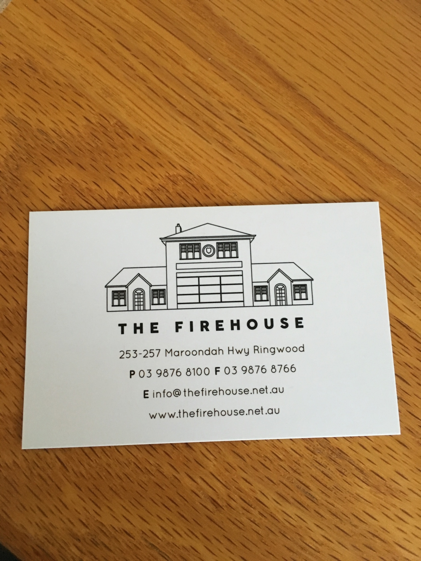 Firehouse Café (Ringwood) 7.5/10 – Cards and Cafés